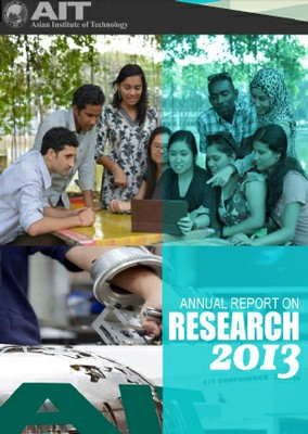Annual Report on Research 2013