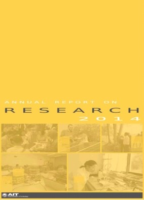 Annual Report on Research 2014