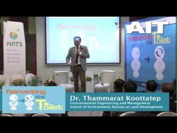 Reinventing the Toilet - Dr. Thammarat Koottatep